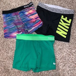 Nike Shorts Bundle